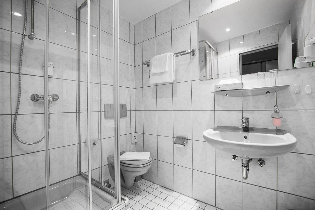 Doppelzimmer, Hotel, Restaurant, Landhaus zur Issel, Isselburg, Bocholt