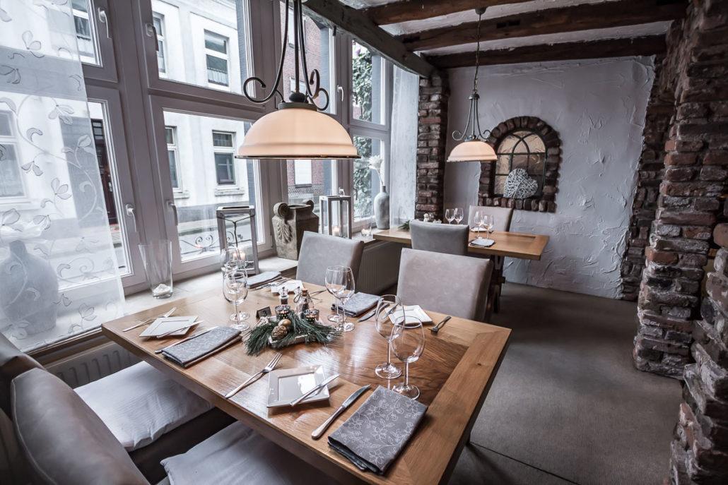 Restaurant Bocholt Isselburg Anholt Hotel restaurant Landhaus zur Issel Speisekarte