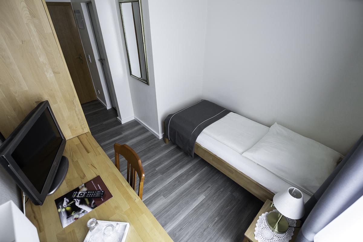 Landhaus zur Issel, Einzelzimmer,